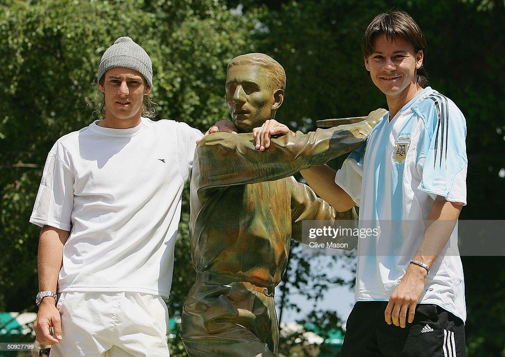2004 French Open Tennis - Day Thirteen : News Photo