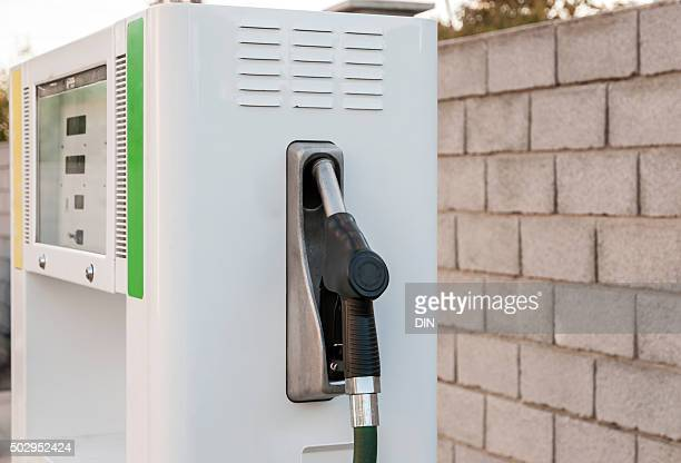 Gasonline pumps (Petrol / Gas station)