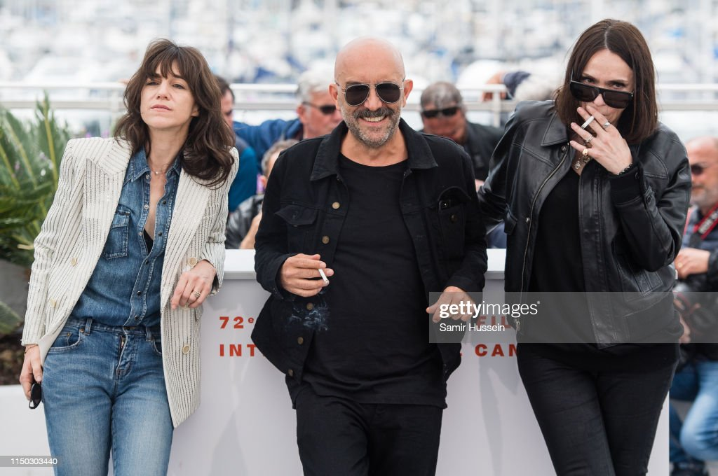 "FRA: ""Lux Aeterna"" Photocall - The 72nd Annual Cannes Film Festival"