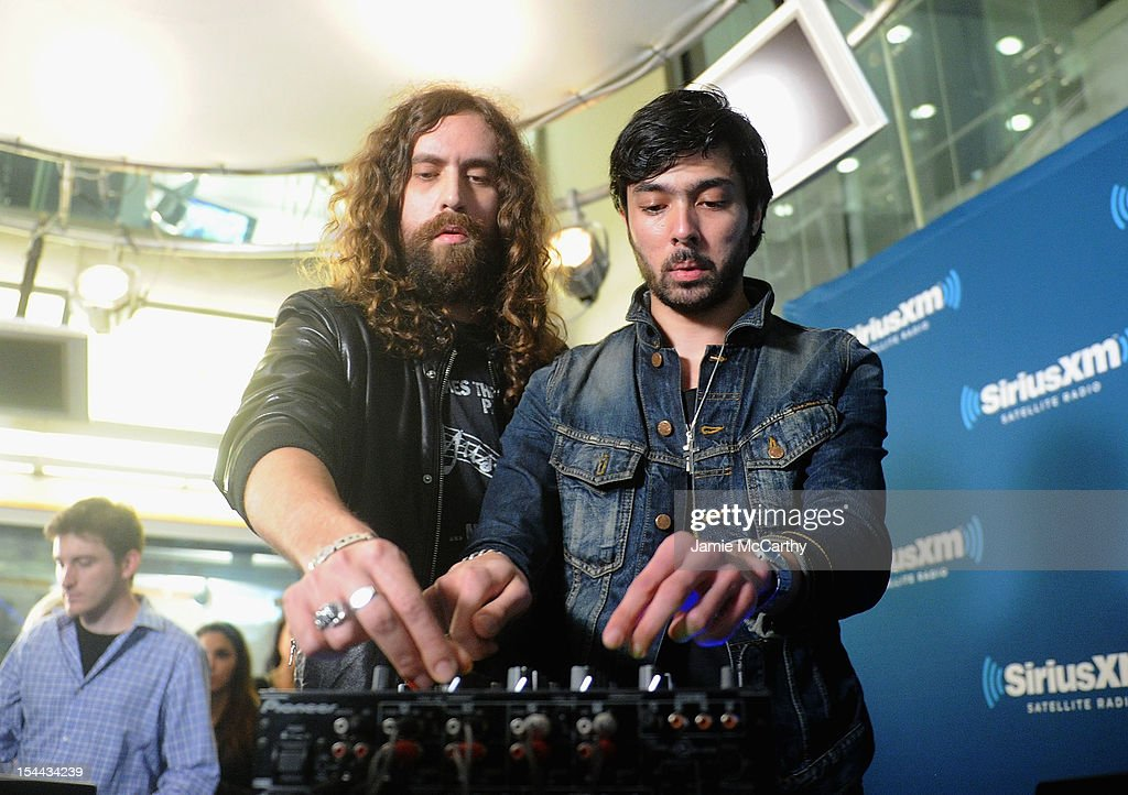 Justice Live Performance On SiriusXM