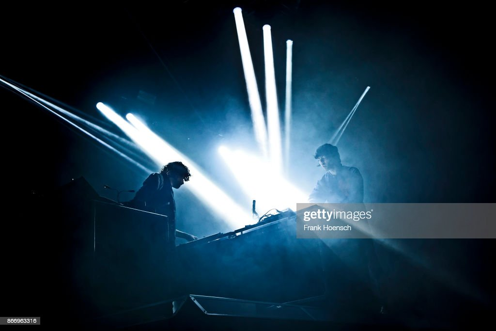 Justice Perform In Berlin : News Photo