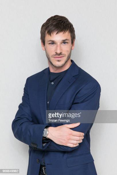 Gaspard Ulliel attends at Albane by Costes JW Marriott Rooftop on May 9 2018 in Cannes France