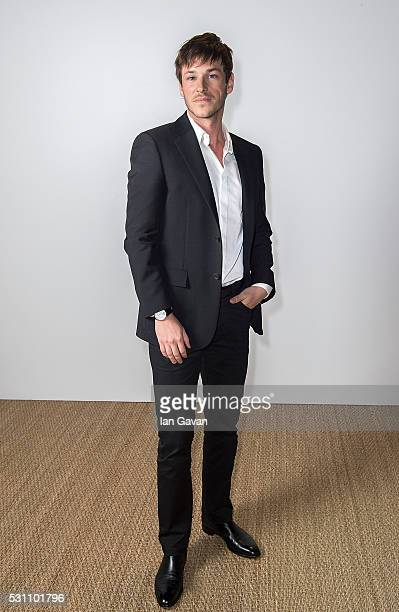 Gaspard Ulliel attends the Vanity Fair And Chanel Dinner during The 69th Cannes Film Festival at Restaurant Tetou on May 12 2016 in Cannes France