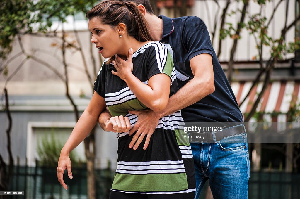 Gasping for air : Stock Photo