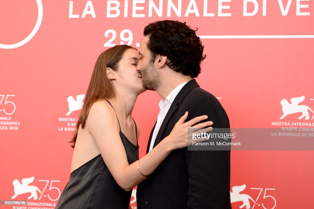 """ITA: """"Introdzione All'Oscuro"""" Photocall - 75th Venice Film Festival"""