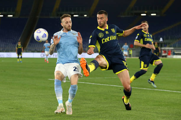 ITA: SS Lazio  v Parma Calcio - Serie A