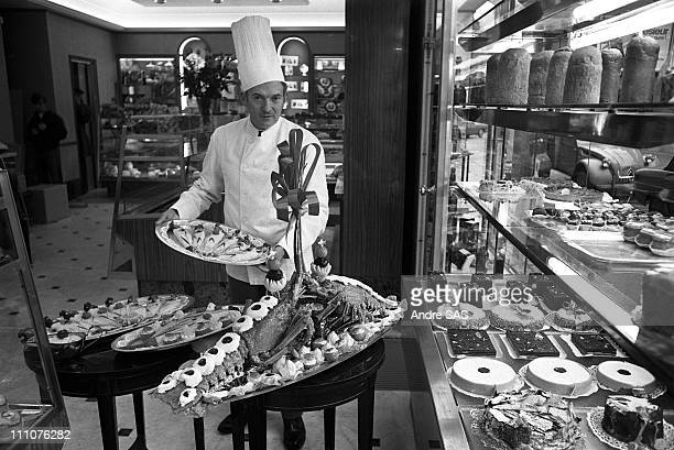 Gaston Lenotre born May 28 1920 in Bernay is a famous French 'patissier' in Paris France in 1966 His father was a saucier at the Grand hotel de Paris...