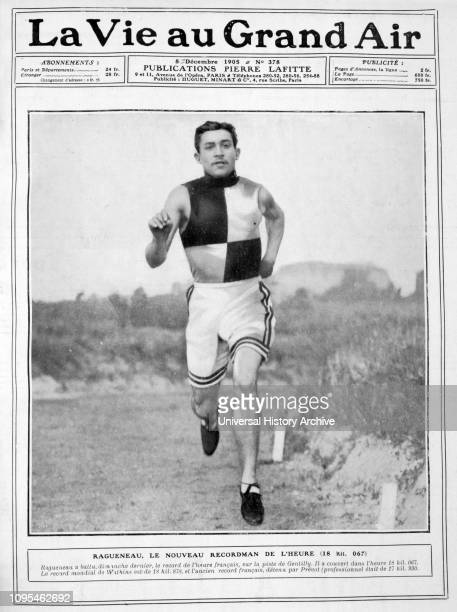 Gaston Ragueneau ; , French athlete. He competed at the 1900 Summer Olympics in Paris and the 1908 Summer Olympics in London. In 1900, Ragueneau won...