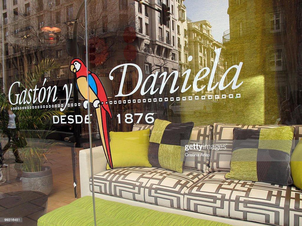 Gaston y daniela shop in the madrid s golden mile barrio - Gaston y daniela madrid ...