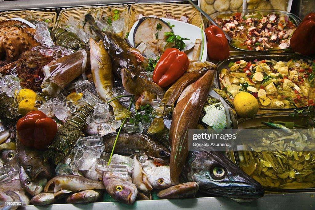 Gastronomy in Canary Island. : Stock Photo