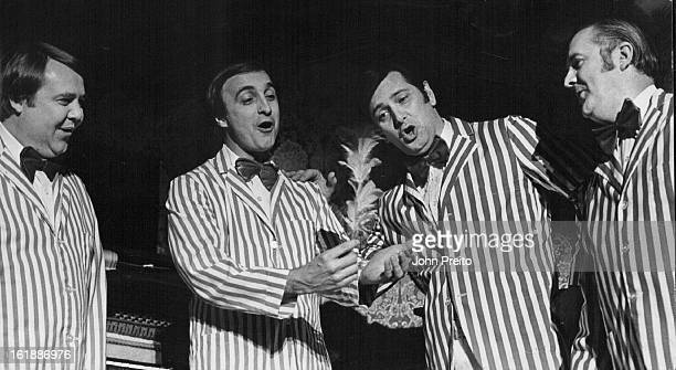 JAN 6 1979 JAN 9 1979 JAN 14 1979 Gasughi Four Spebsqsa Society For The Prevention And Encouragement Of Barbershop Quartet