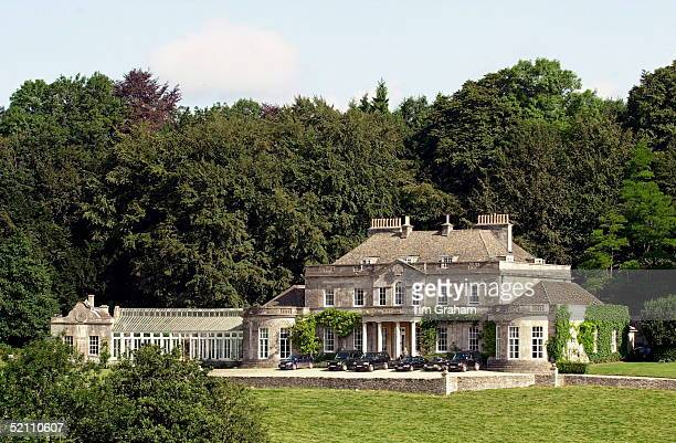 Gatcombe Park In Gloucestershire Home Of Princess Anne [ The Princess Royal ]
