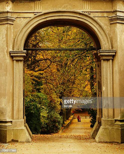 Gate into Autumn