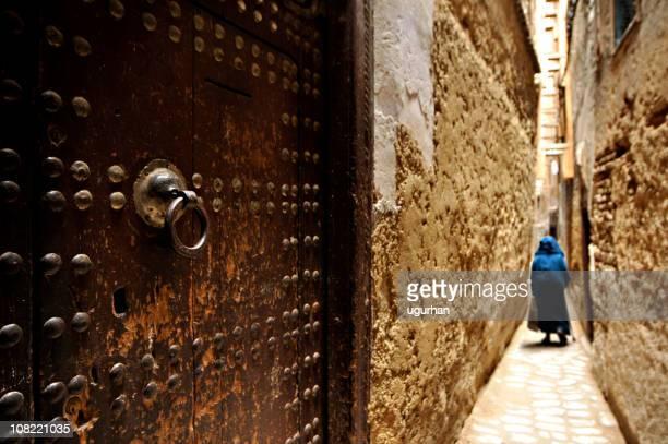 porta d'imbarco - marrakesh foto e immagini stock