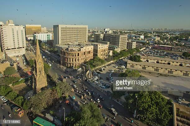 Gate to the Karachi