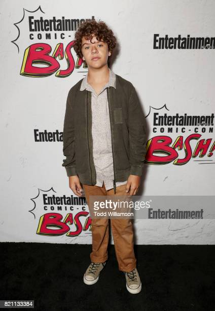 Gaten Matarazzo at Entertainment Weekly's annual ComicCon party in celebration of ComicCon 2017 at Float at Hard Rock Hotel San Diego on July 22 2017...