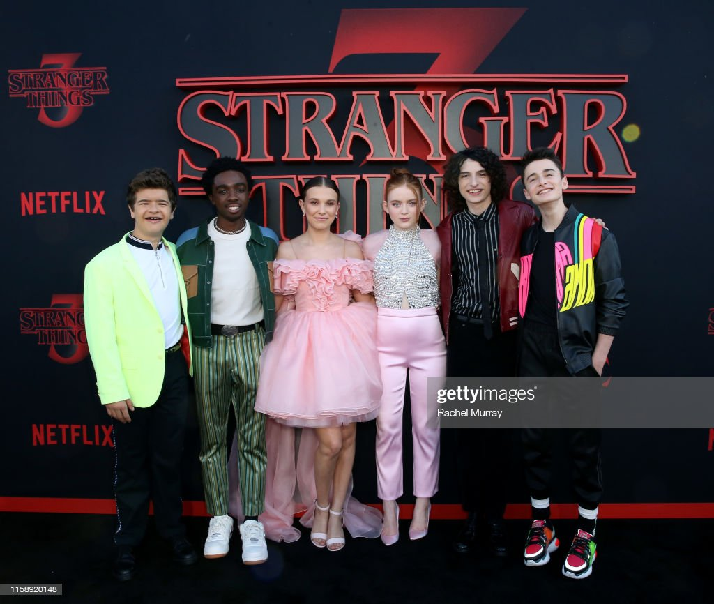 """Stranger Things"" Season 3 World Premiere : News Photo"