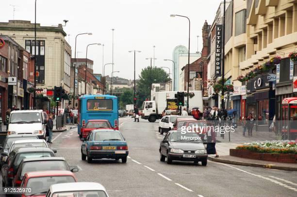 Gateshead High Street 3rd August 1998