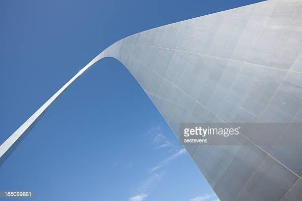 ゲートウェイアーチ(セントルイス) - ゲートウェイアーチ ストックフォトと画像