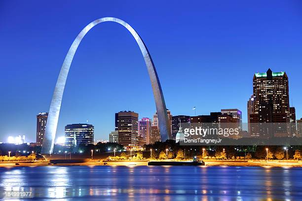 gateway arch - st. louis missouri stock pictures, royalty-free photos & images