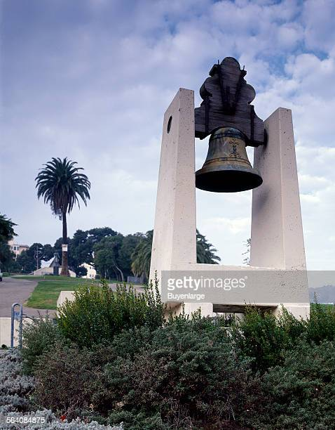 Gateway bell at Dolores Park in San Francisco California