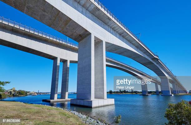 Gateway Bridge,Brisbane,Queensland,Australia