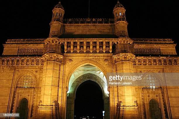 Gateway of India at Night