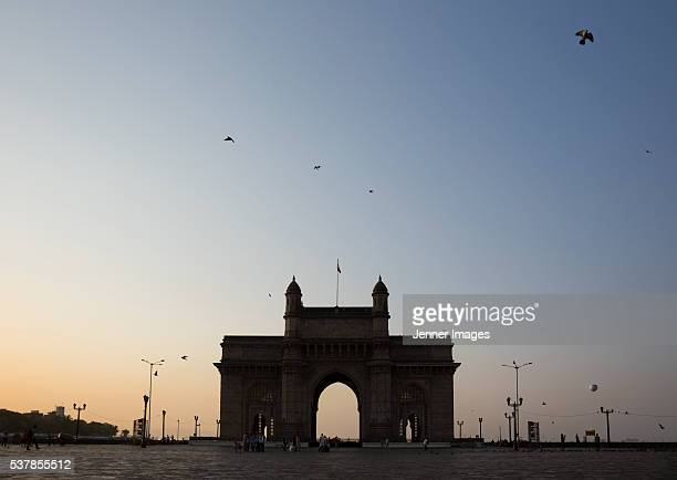 Gateway of India, Colaba at Dusk - Mumbai, India.