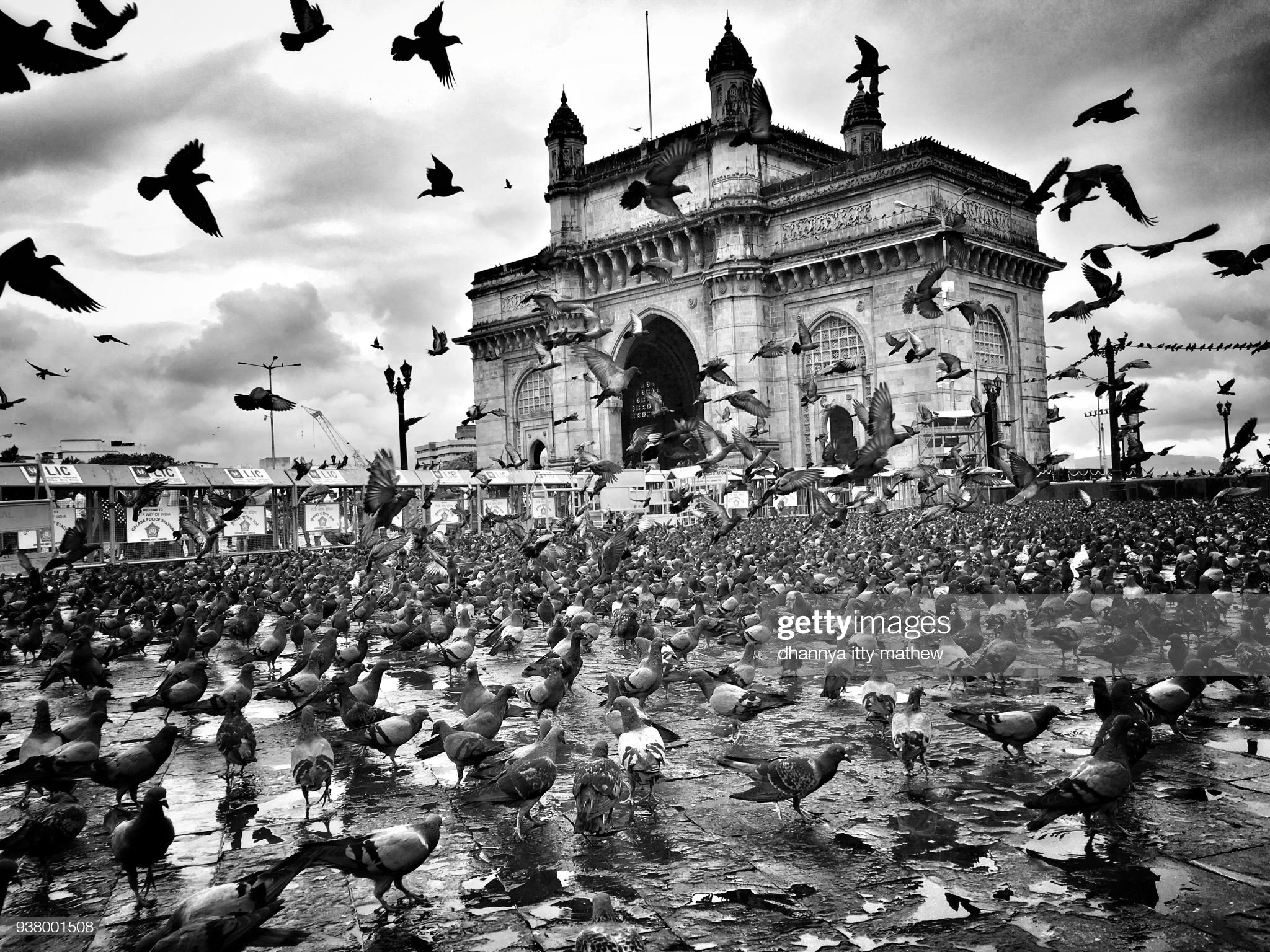 Gateway of India : Stock Photo