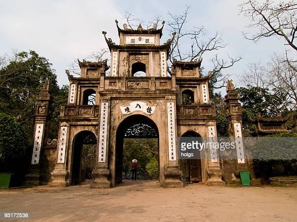 Gateway to the perfume pagoda