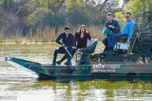 'Gator Done' Team Scorpion heads to the bayou to track down a cagey alligator in order to stop a deadly mosquitoborne virus and Paige teaches Walter...