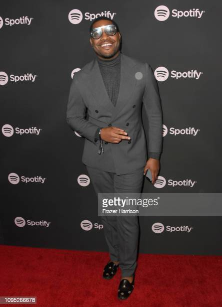 Gatsby Randolph attends Spotify Best New Artist 2019 event at Hammer Museum on February 7 2019 in Los Angeles California