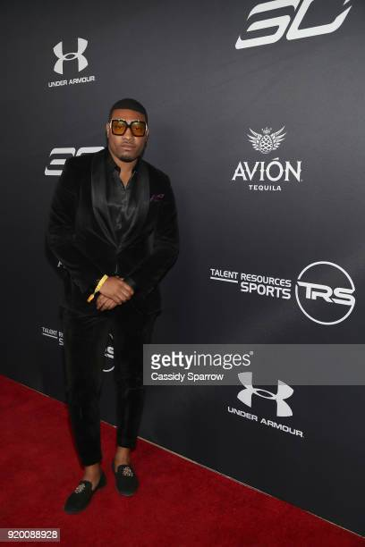 Gatsby Randolph Attends Tequila Avion hosts NBA AllStar After Party presented by Talent Resources on February 17 2018 in Beverly Hills California