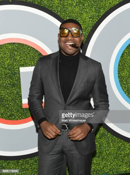 Gatsby Randolph attends the 2017 GQ Men of the Year party at Chateau Marmont on December 7 2017 in Los Angeles California
