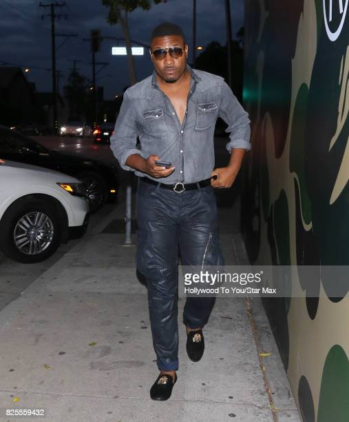Gatsby Randolph is seen on August 1 2017 in Los Angeles CA