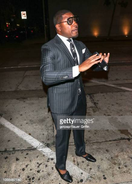 Gatsby Randolph is seen on October 29 2018 in Los Angeles California