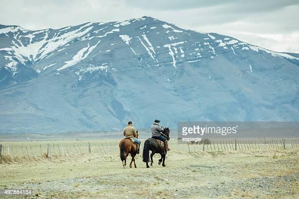 Gauchos of Patagonia