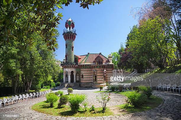 Gaudi Architecture near Santander