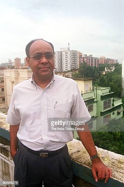 Gaurav Swarup Chairman and Managing Director Paharpur Cooling Towers Limited poses outside office in Kolkata India Potrait