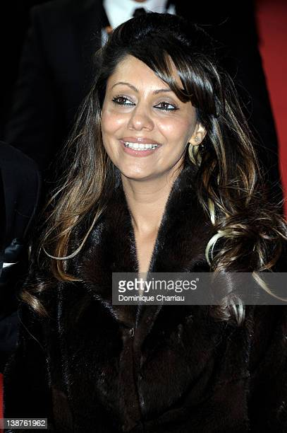 Gauri Khan attends the 'Don The King Is Back' Premiere during day three of the 62nd Berlin International Film Festival at the Friedrichstadtpalast on...