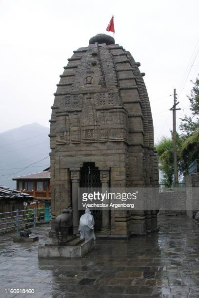 gauri shankar ancient shiva temple, 12th century - argenberg stock pictures, royalty-free photos & images