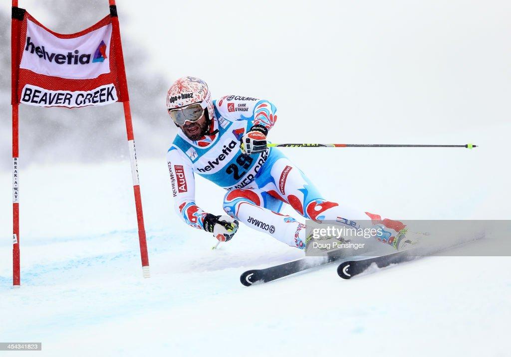2013 FIS Beaver Creek World Cup  - Men's Giant Slalom