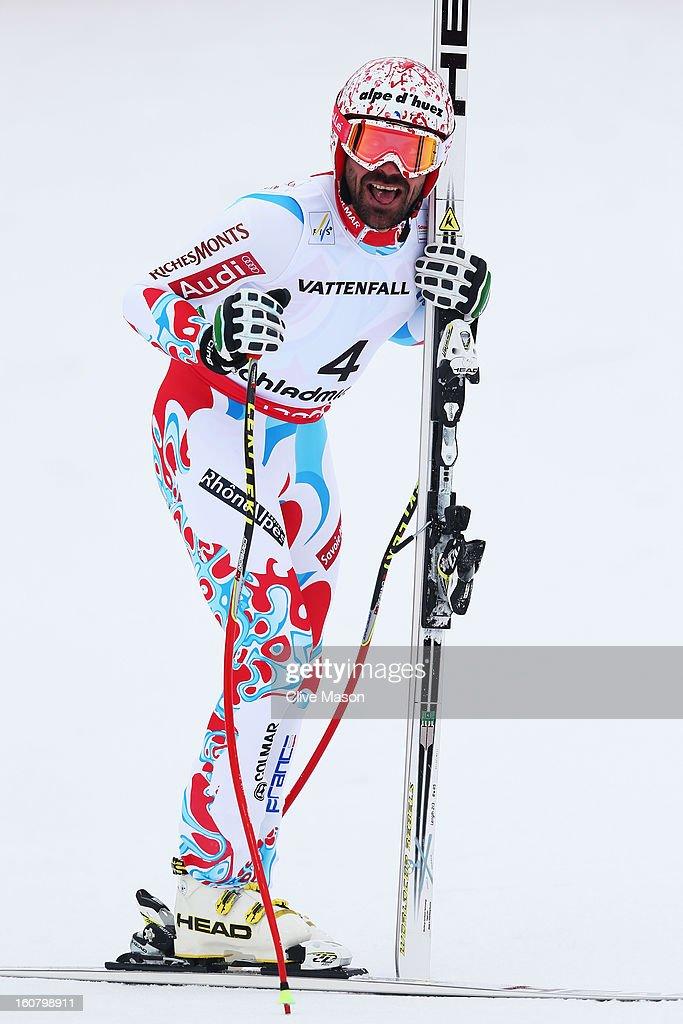 Men's Super G - Alpine FIS Ski World Championships