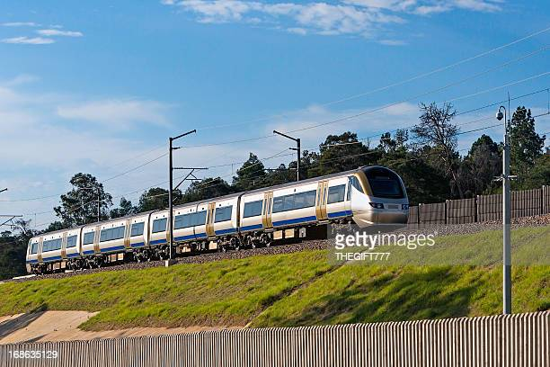 Gautrain Metro in Johannesburg