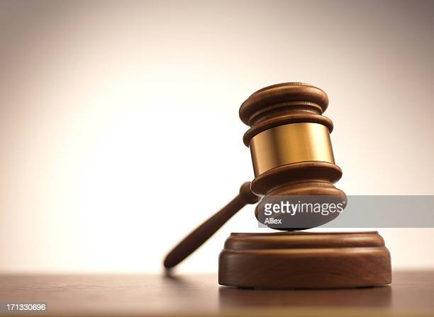 gavel - judge law stock pictures, royalty-free photos & images