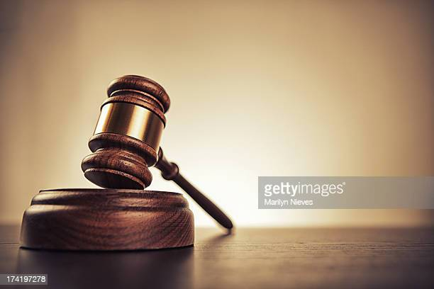 gavel - courtroom stock pictures, royalty-free photos & images