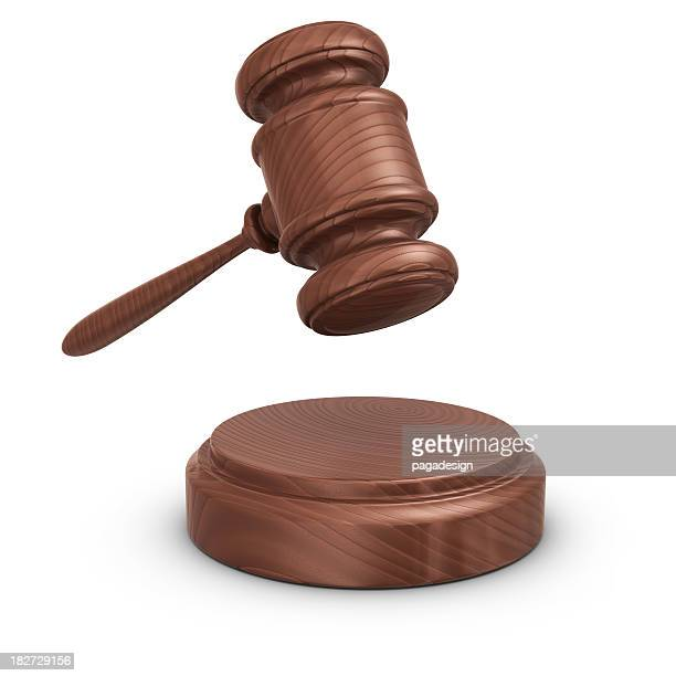 gavel - clip art stock pictures, royalty-free photos & images