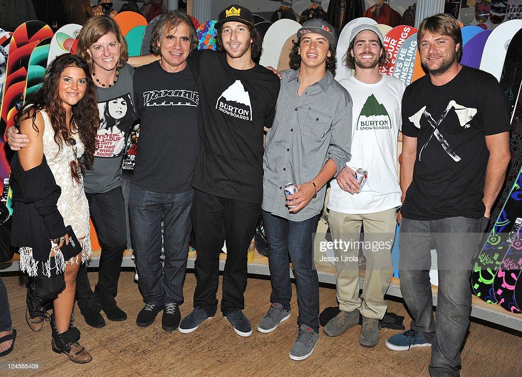 Burton Snowboards Fashion's Night Out Event : News Photo