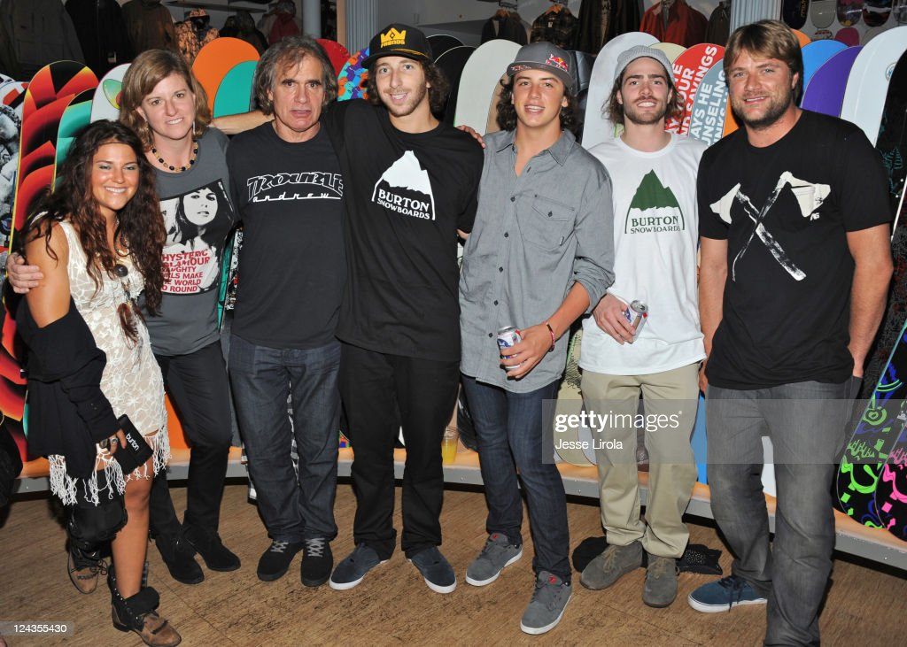 Burton Snowboards Fashion's Night Out Event : News Photo
