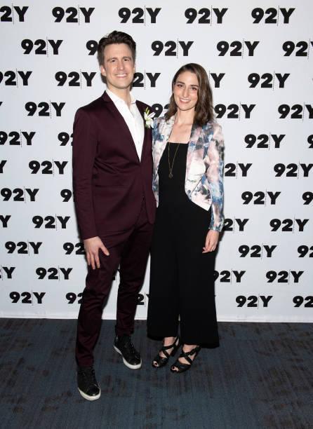 NY: Gavin Creel And Sara Bareilles Perform At 92Y